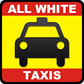 All White Taxis Southport Logo